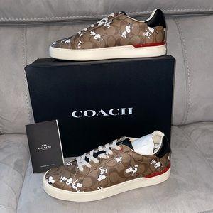 Coach X PEANUTS Men Sneakers M Size 8.5/W Size 10